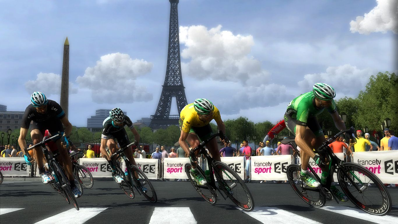 games  pro cycling manager 2014