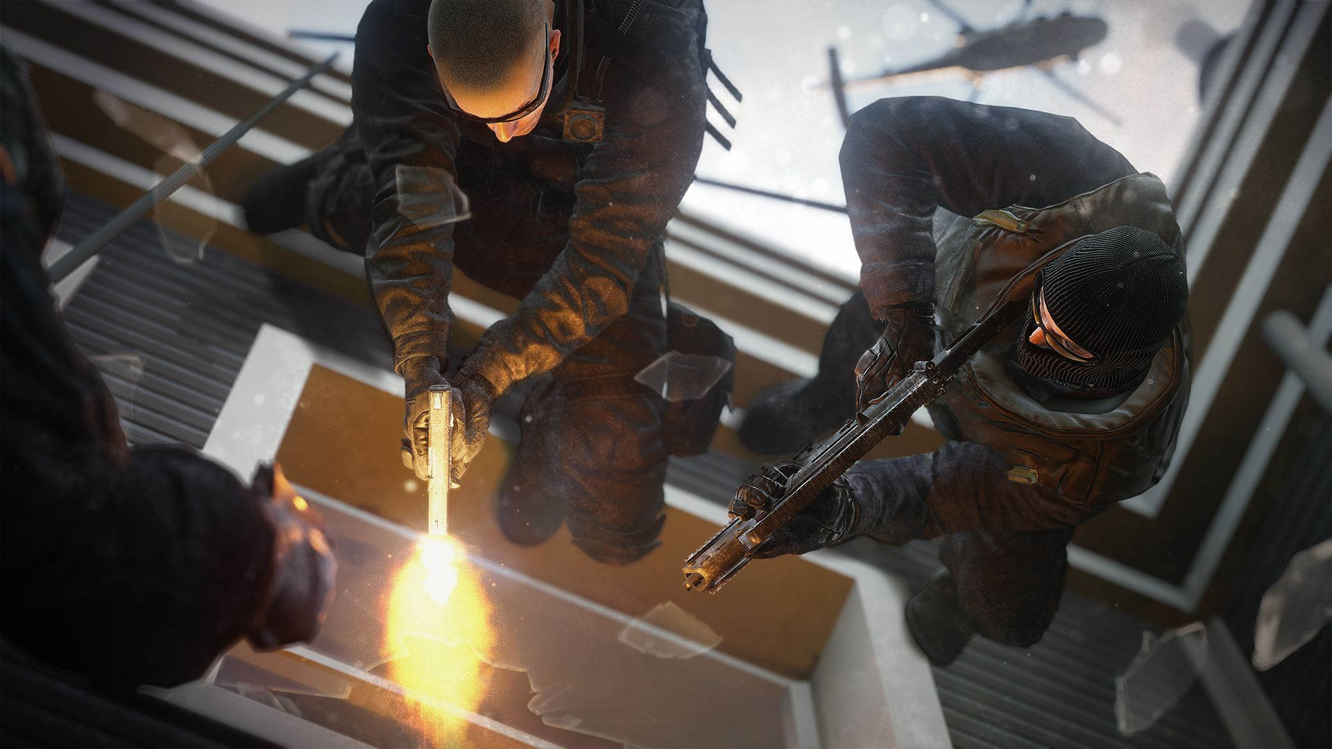 Video / Trailer: Tom Clancy's Rainbow Six: Siege Season ...