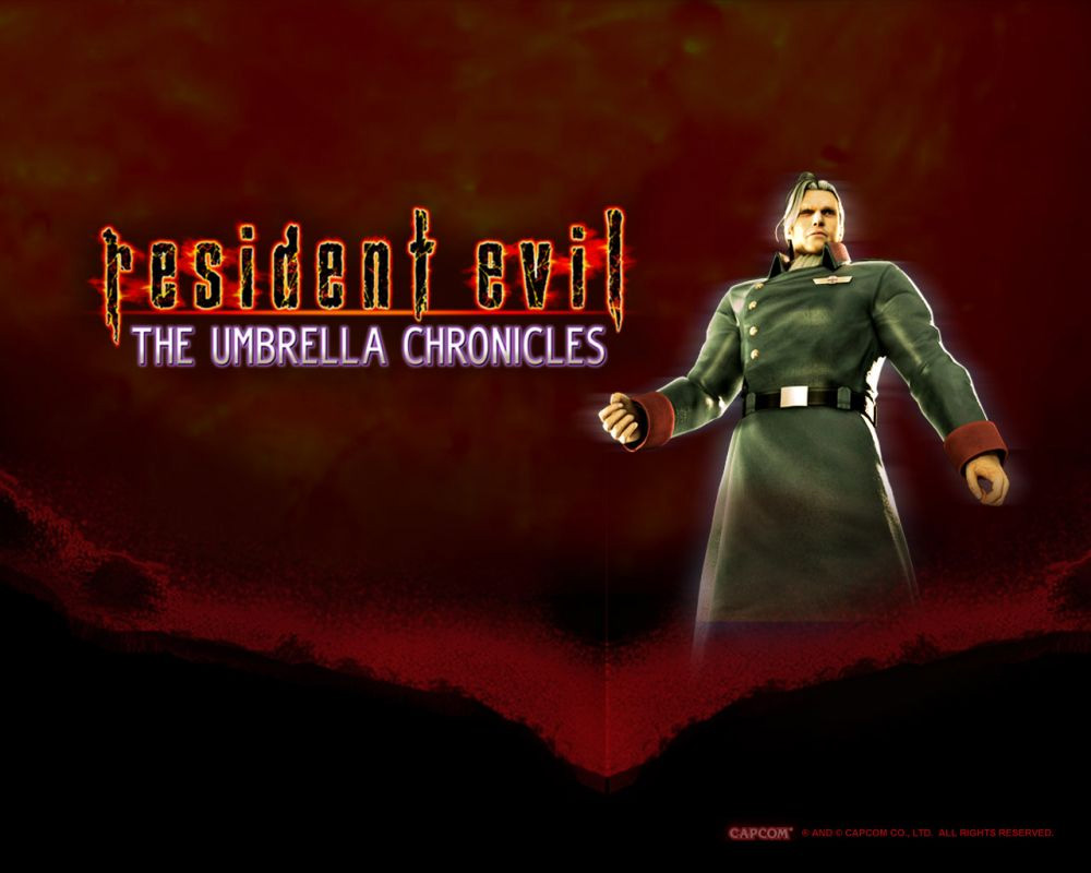 Games Resident Evil The Umbrella Chronicles Megagames