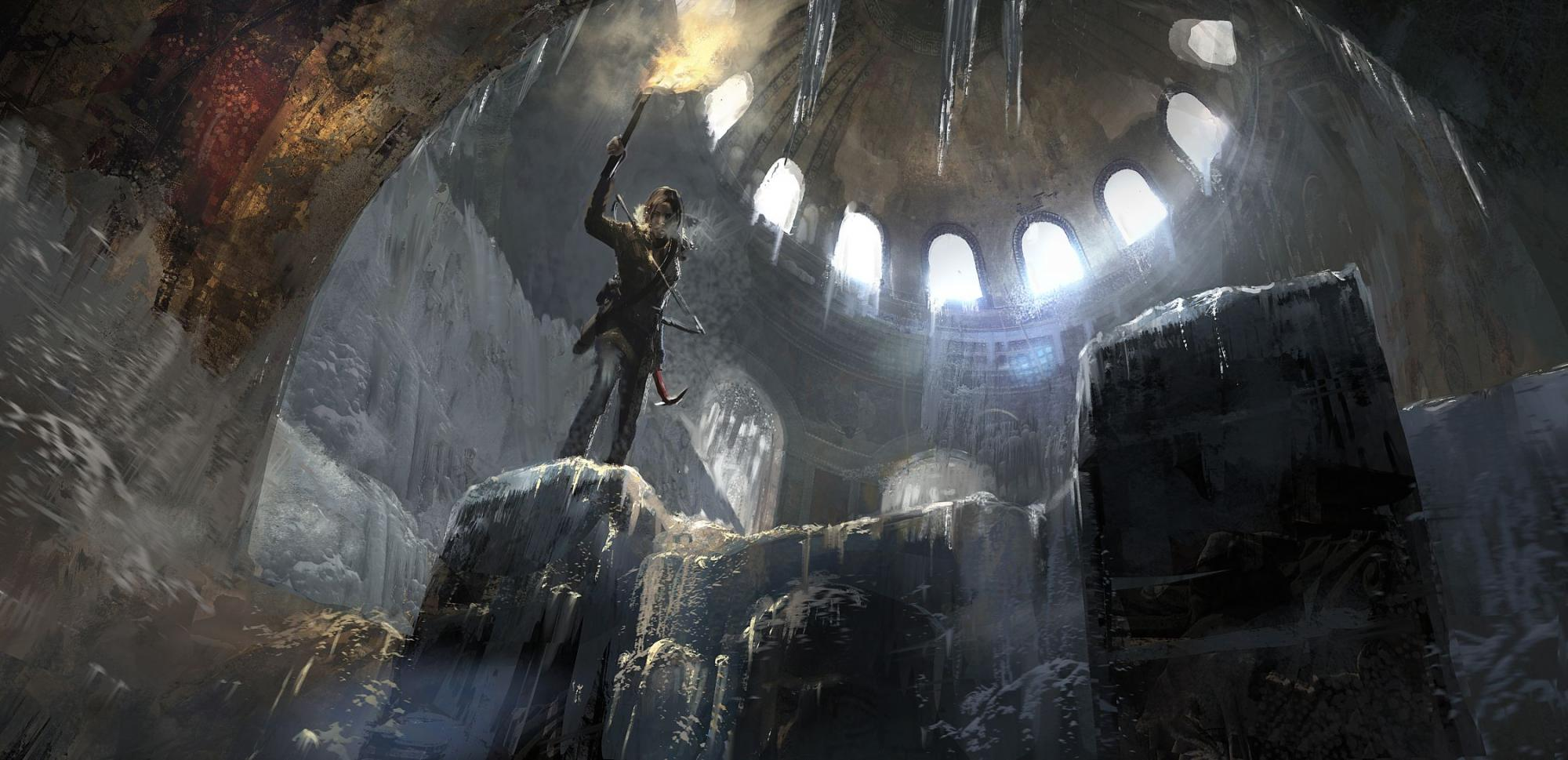 Games: Rise of the Tomb Raider | MegaGames