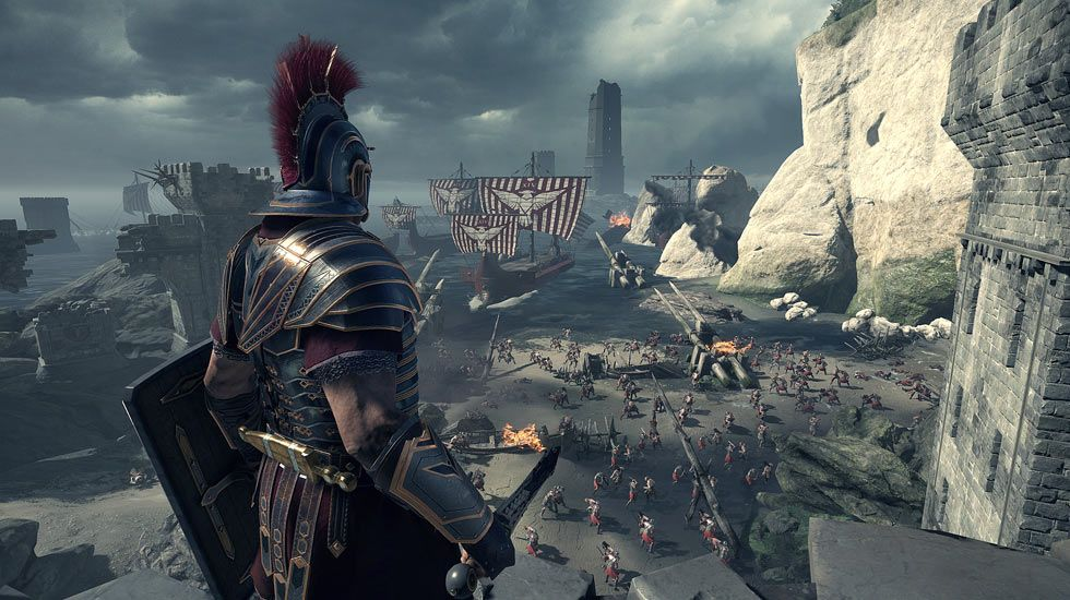 ryse son of rome wallpaper 1080p hd