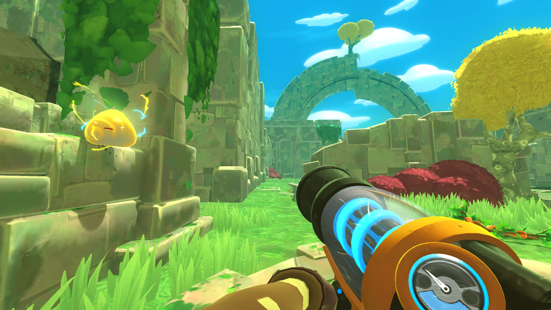 Game Fix / Crack: Slime Rancher: Viktors Experimental v1 4 0