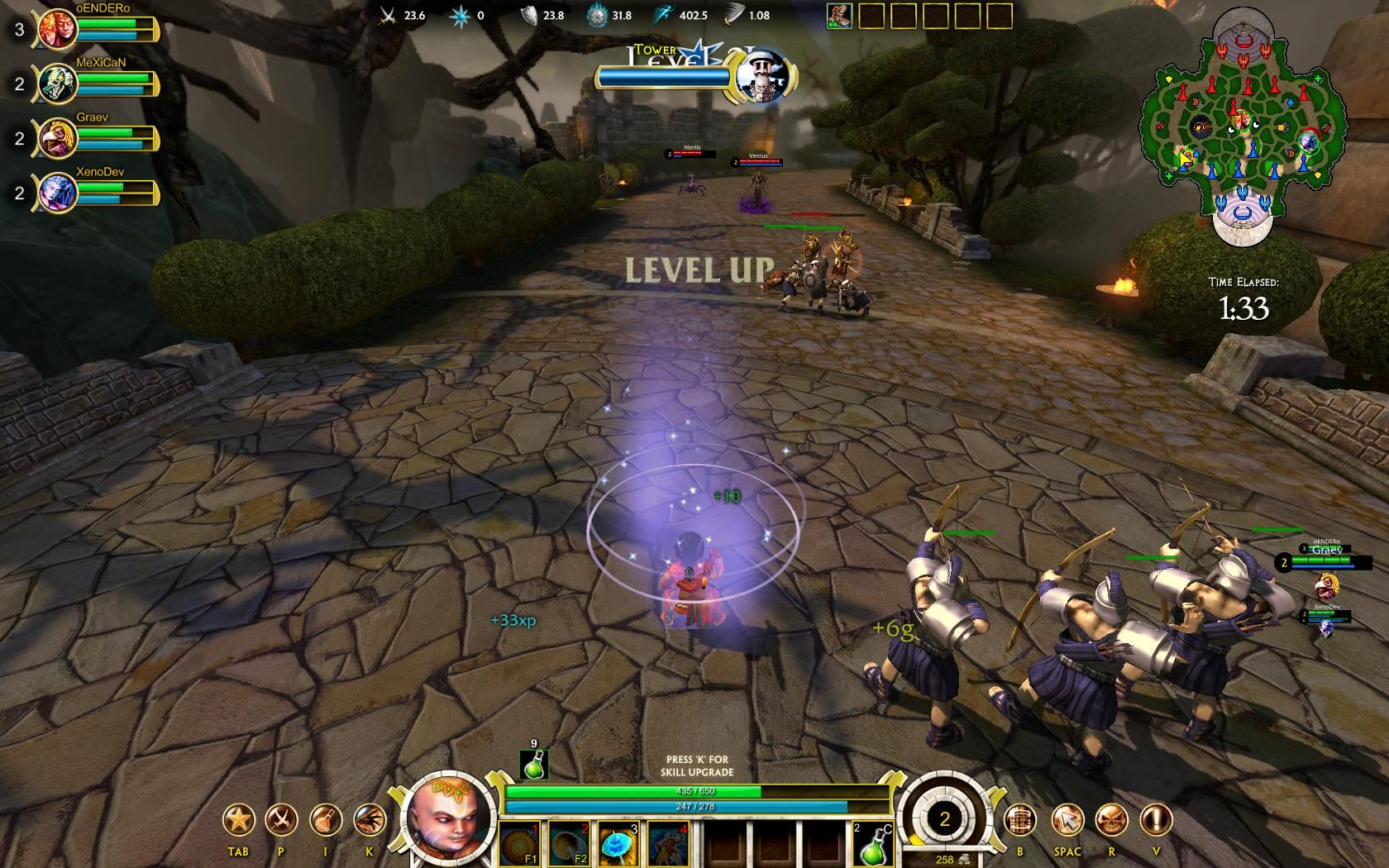 Game Cheats: SMITE | MegaGames