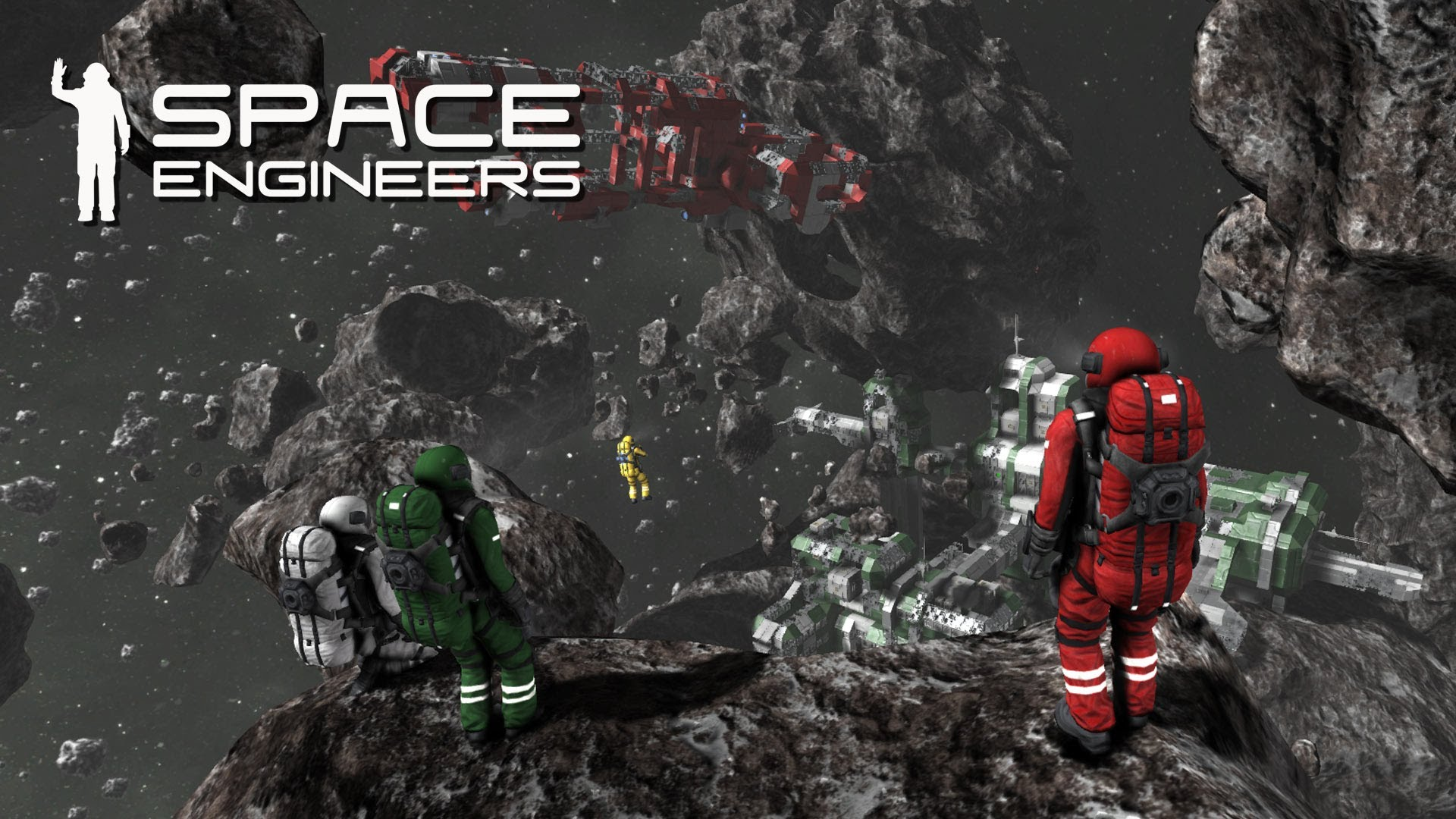 Game Fix / Crack: Space Engineers Early Access v01 047 017