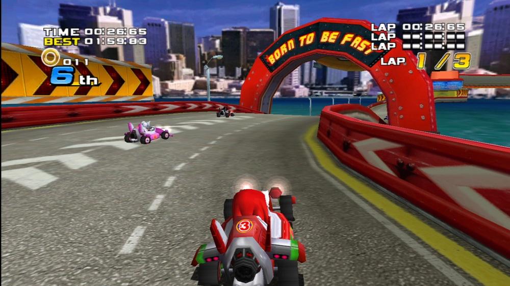 Games: Sonic Adventure 2 HD  MegaGames