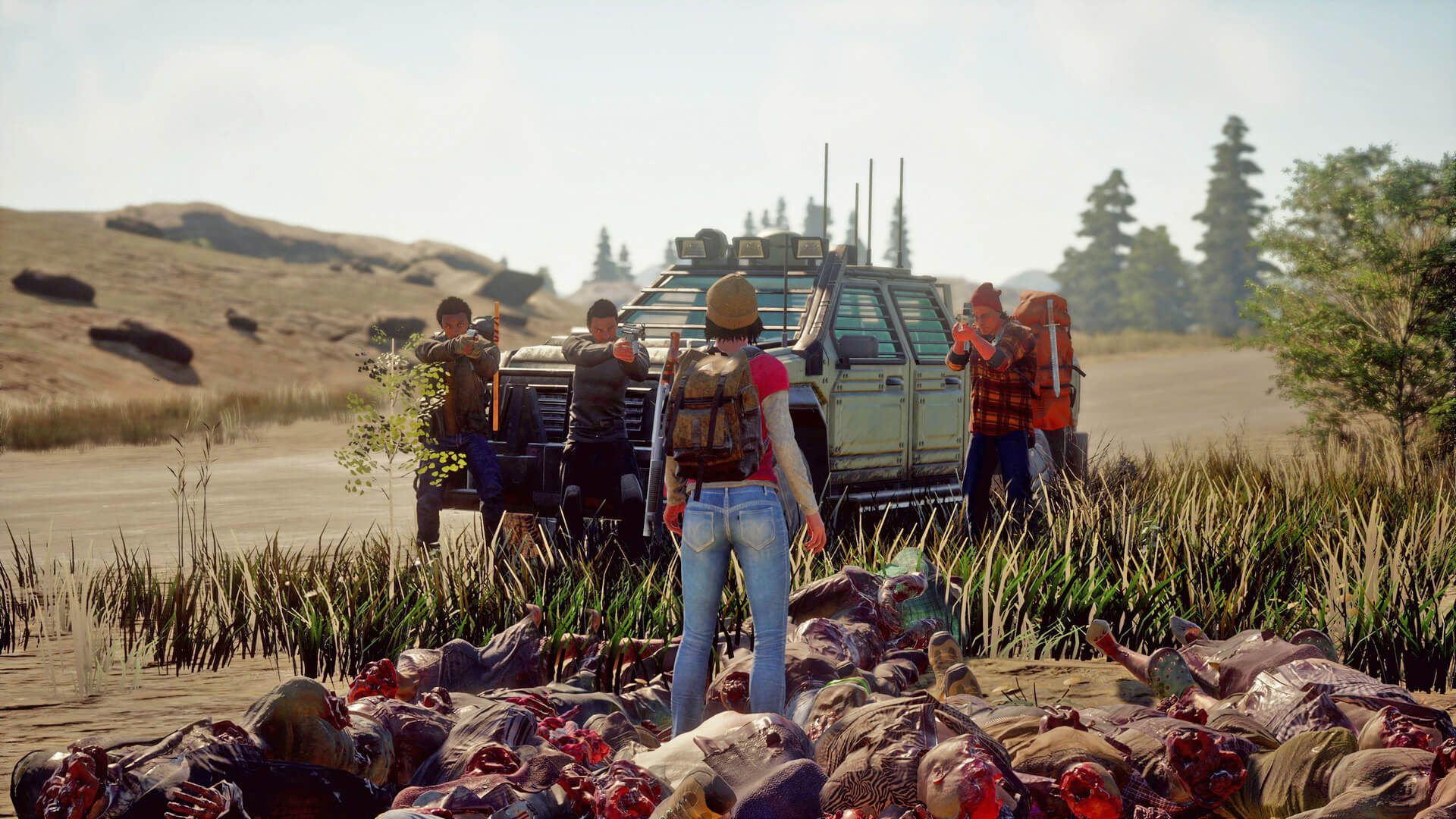 Game Cheats: State of Decay 2   MegaGames