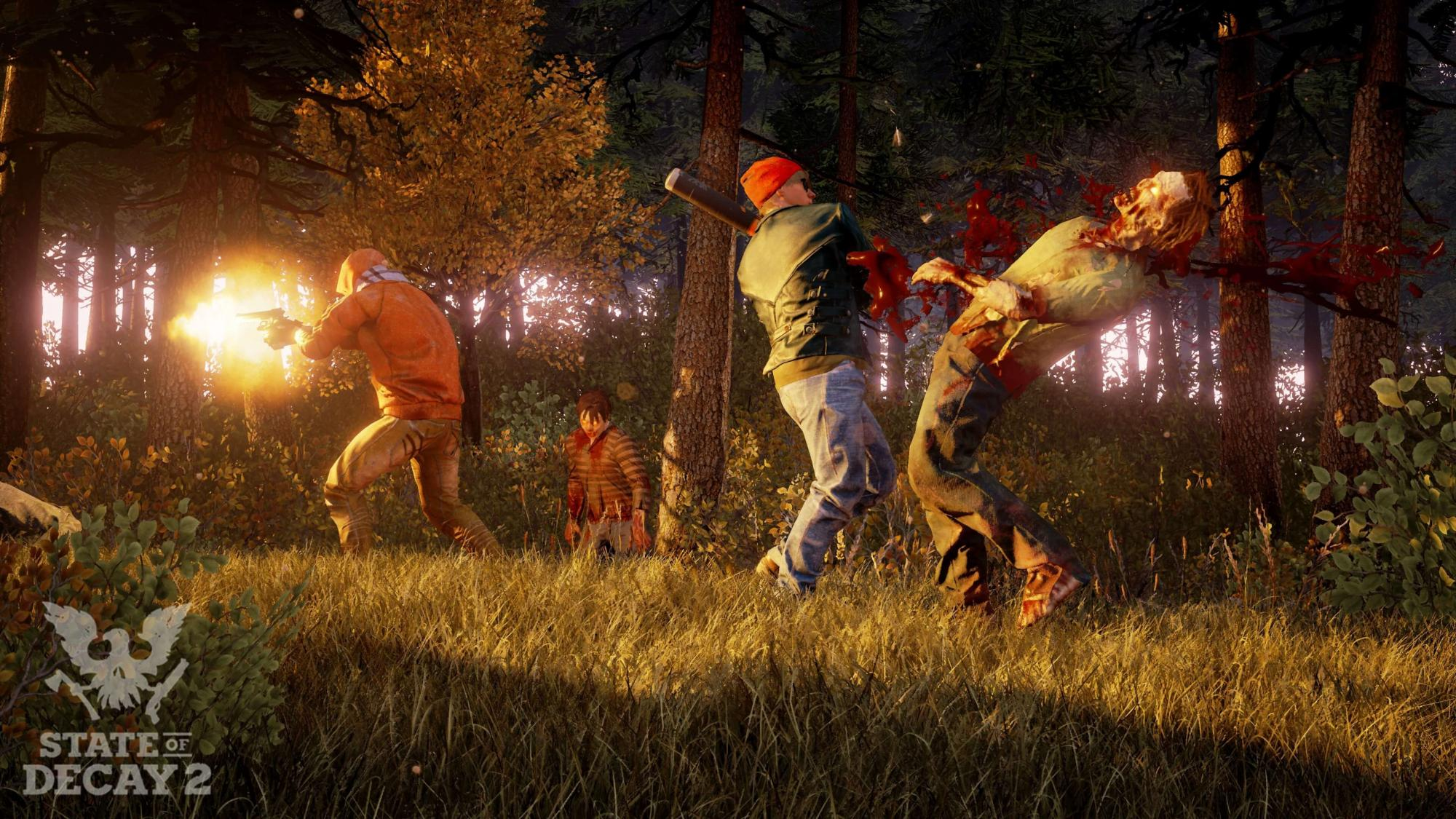 Game Trainers: State of Decay 2 v1 3273 8 2 (+24 Trainer) [FLiNG