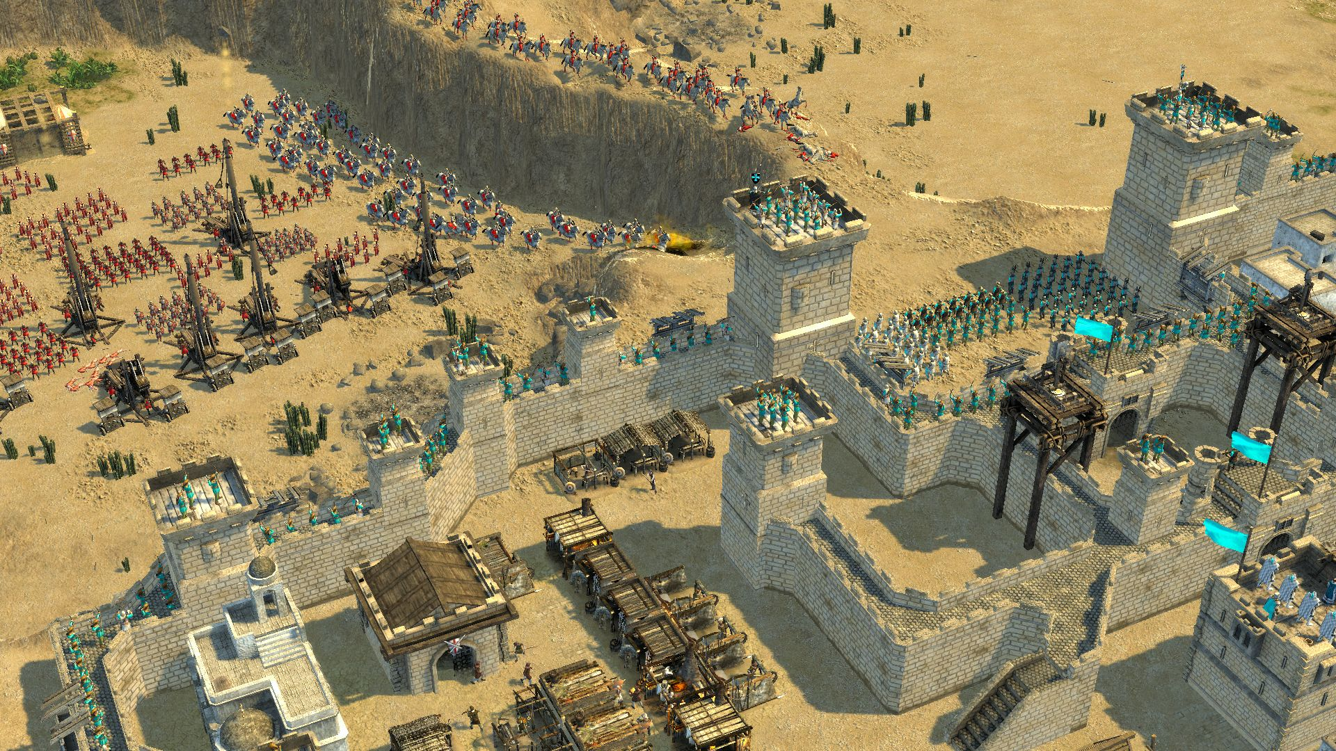 Stronghold Crusader 2 Portable
