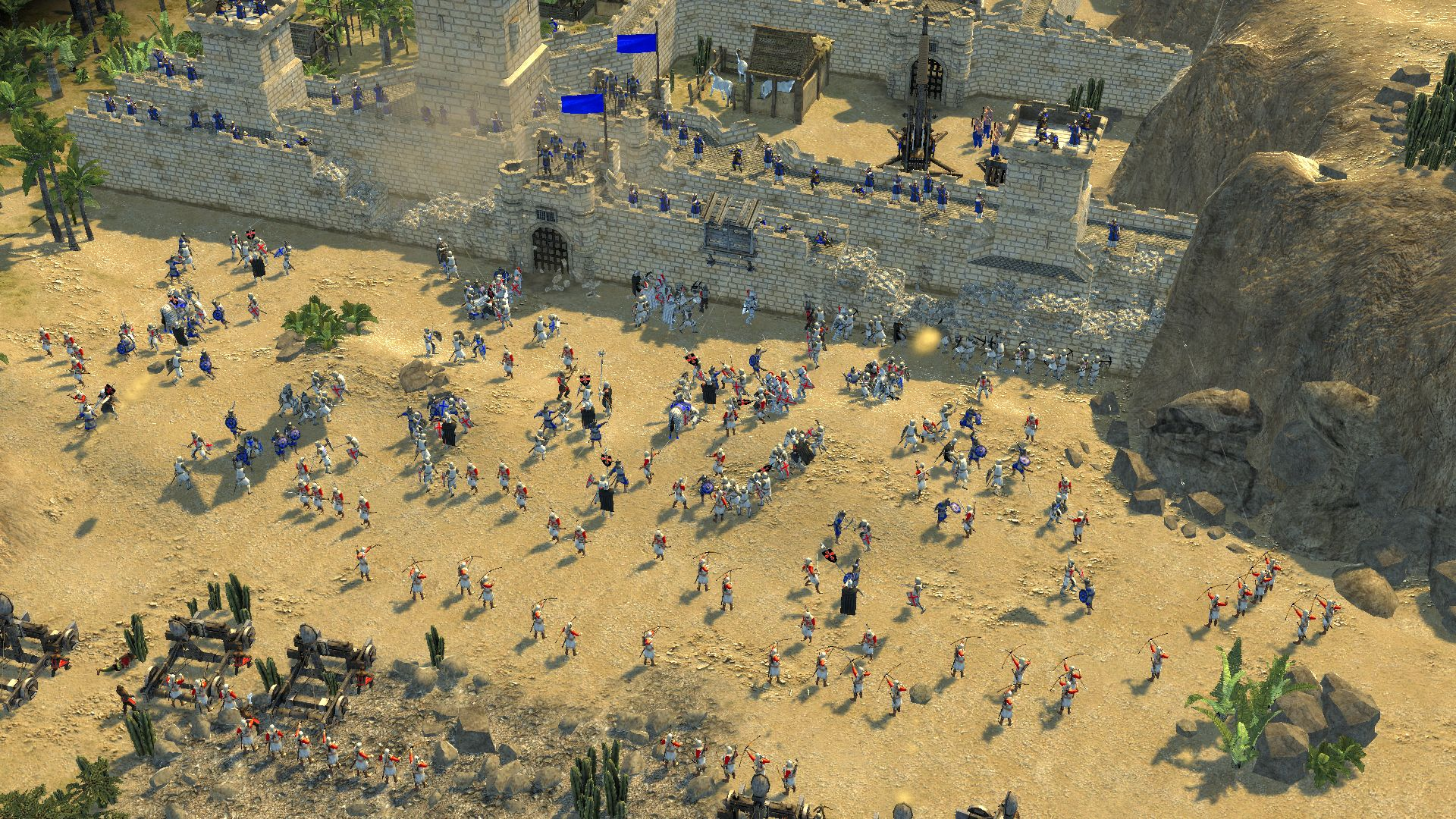download stronghold crusader 2 crack only