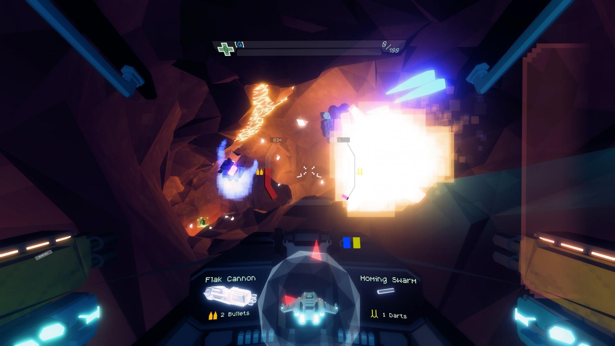 Games Sublevel Zero Megagames