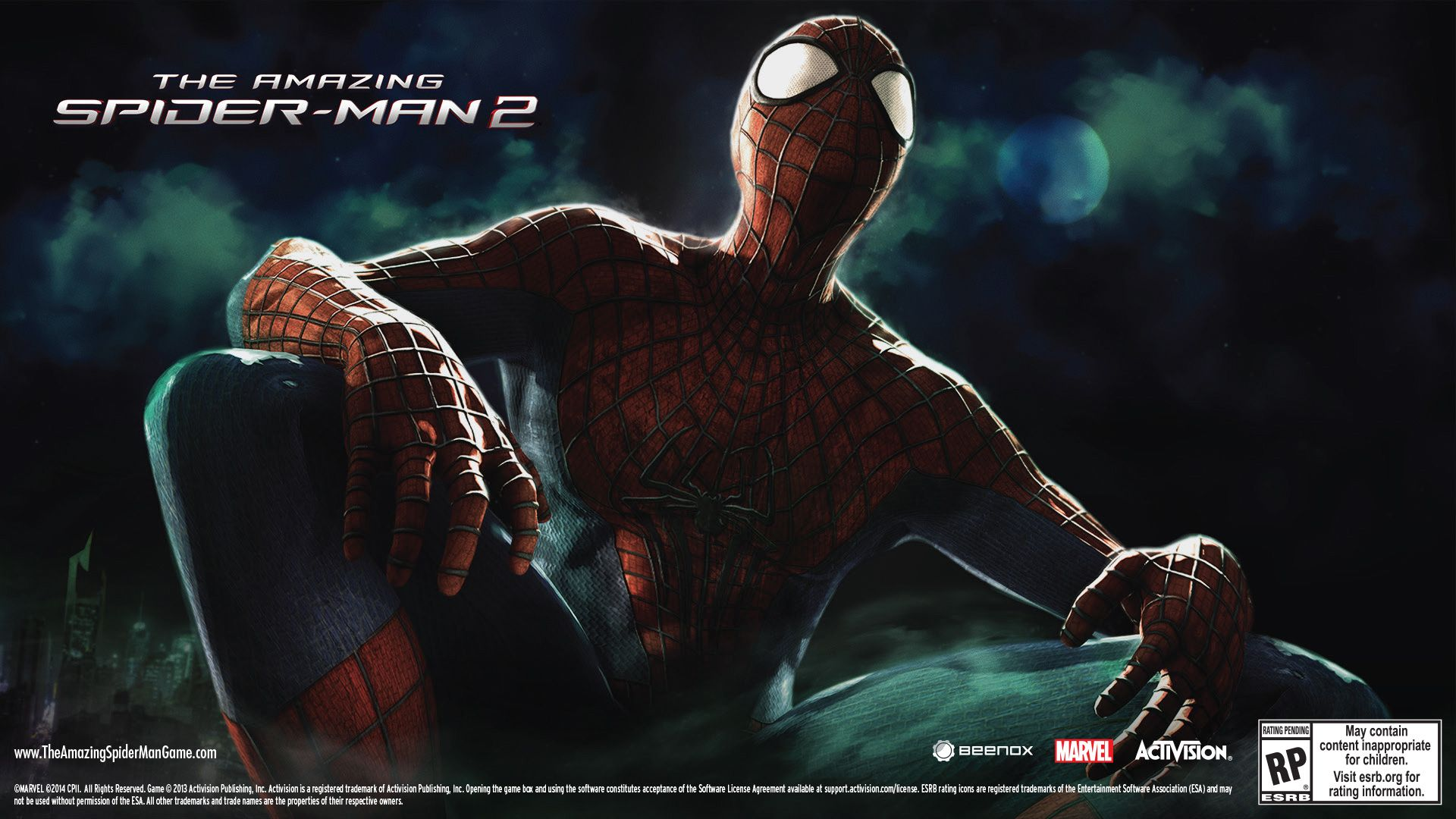 game fix crack the amazing spider man 2 v1 0 all no dvd. Black Bedroom Furniture Sets. Home Design Ideas