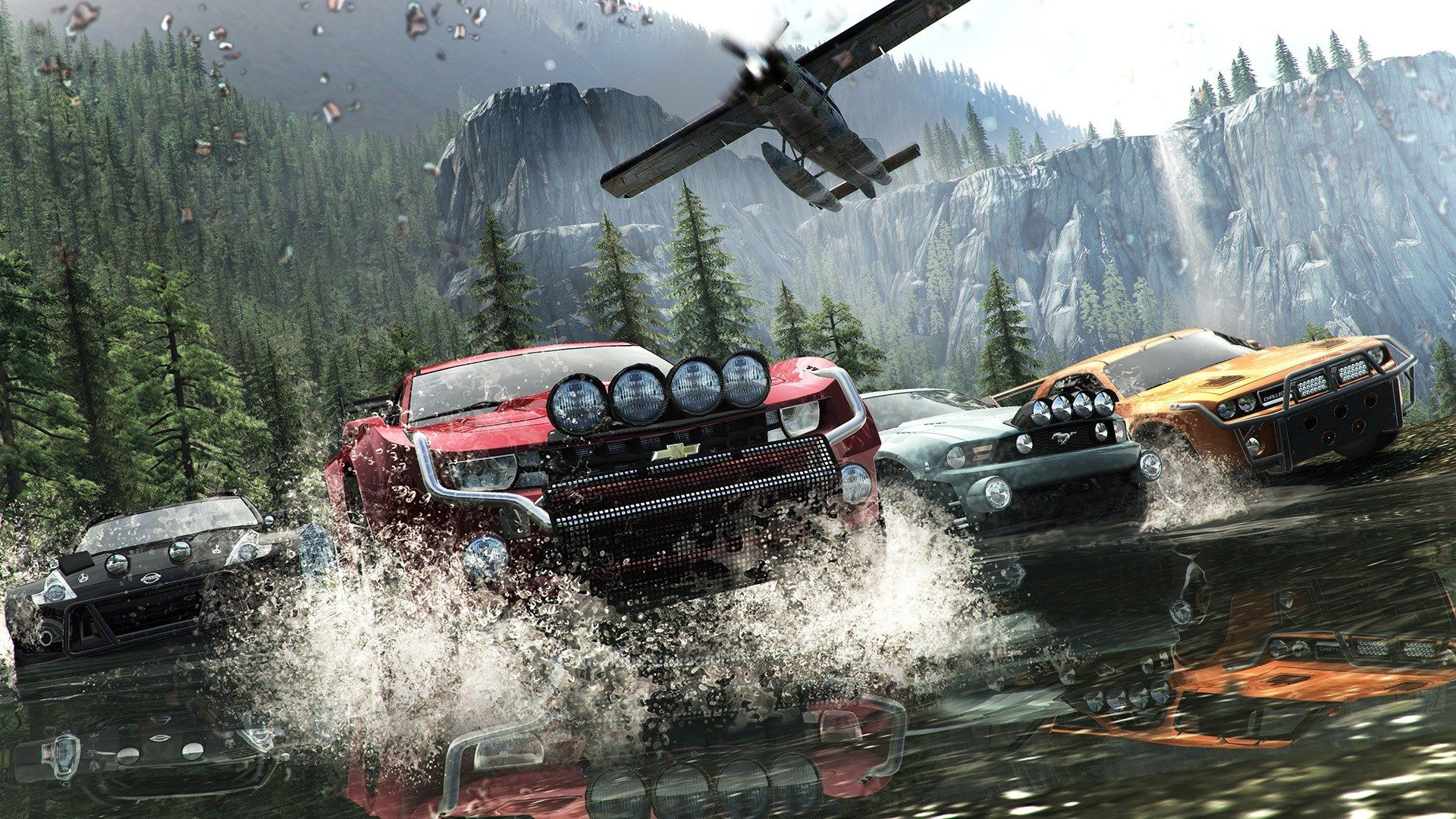 Video / Trailer: The Crew: Calling All Units Launch Trailer | MegaGames