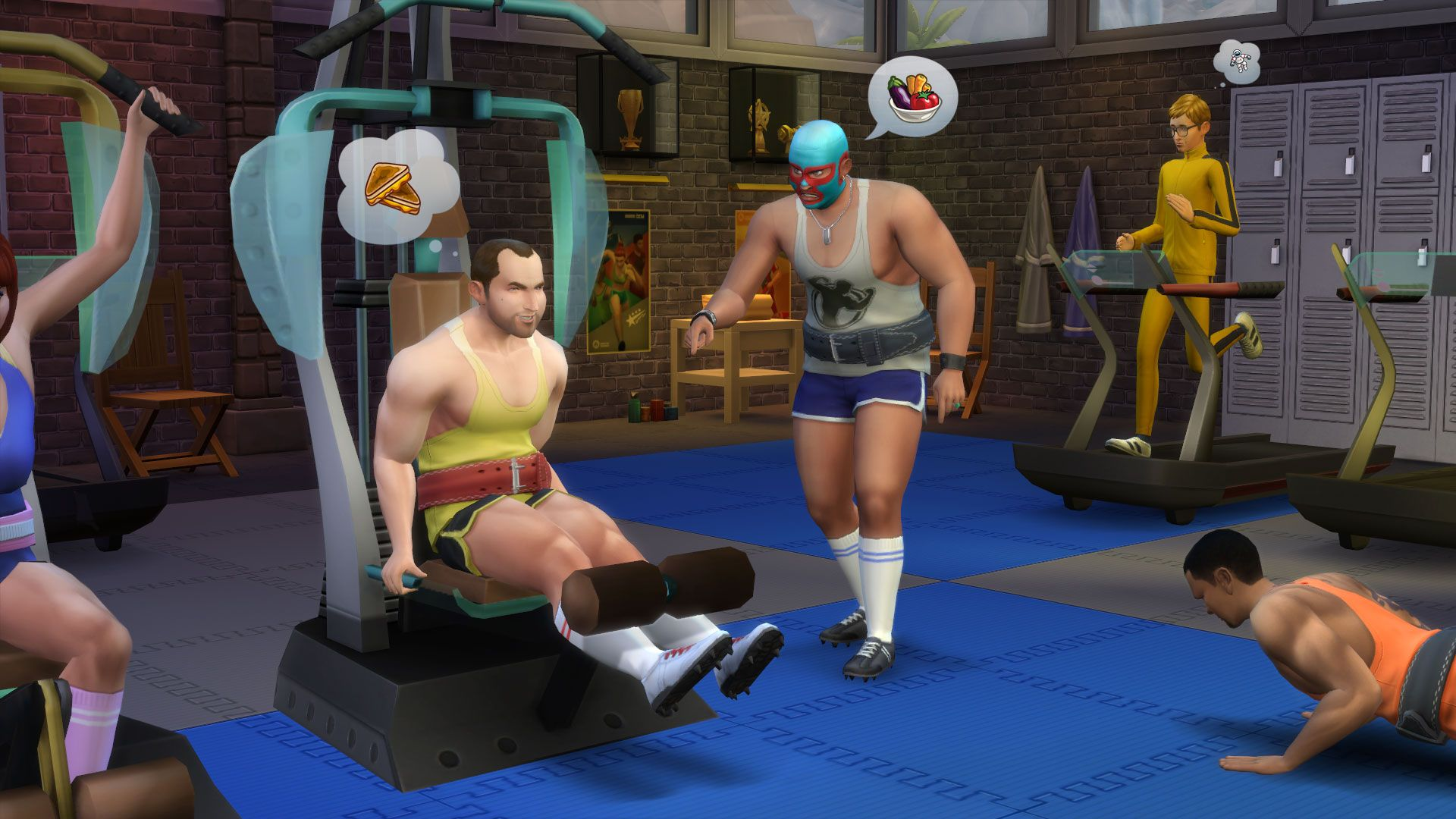 Game Fix / Crack: The Sims 4: Get to Work v1.5.139.1020