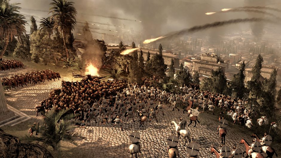 Rome total war roma surre 2 mod