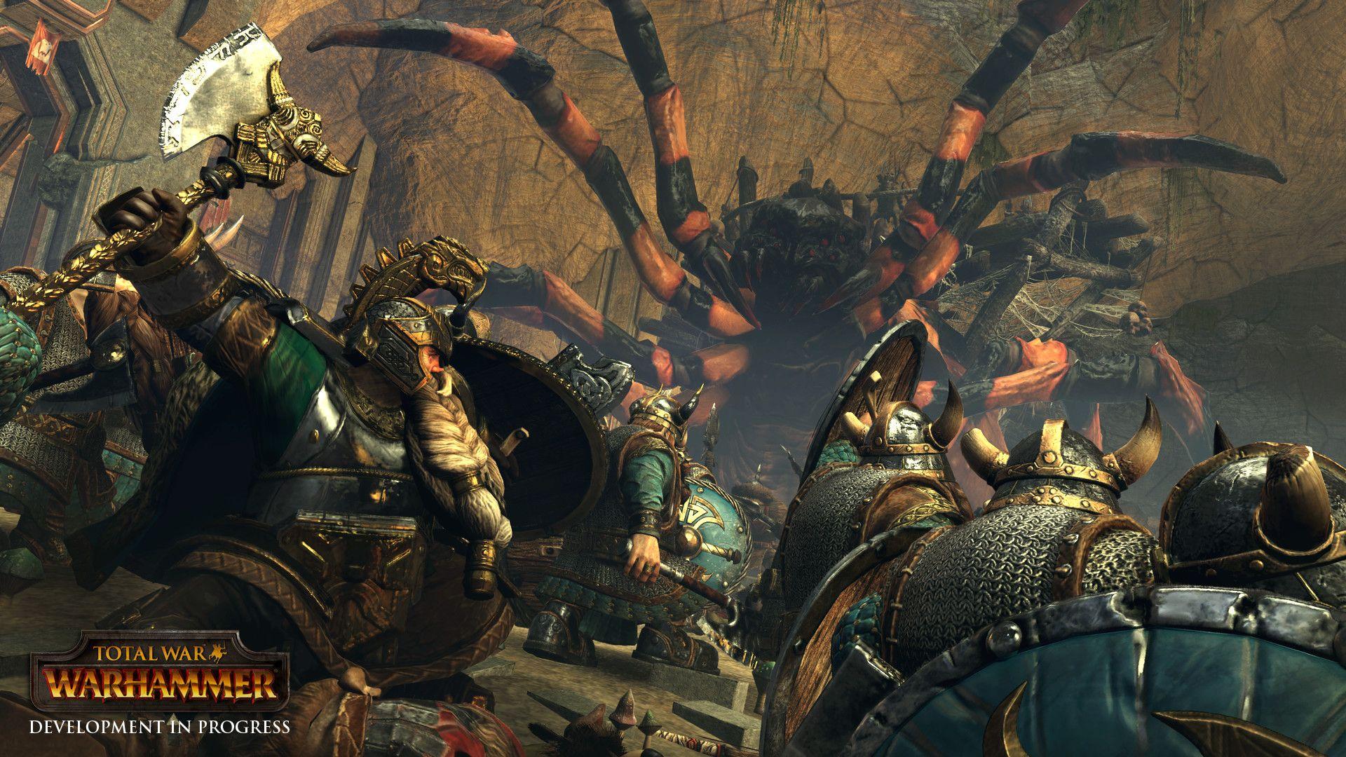 total war warhammer crack only