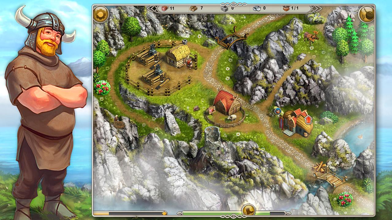 Viking Age  игровой автомат Викинги играть онлайн