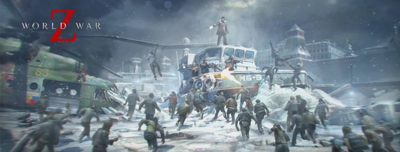 World War Z Release Date Announcement Trailer Image Gallery
