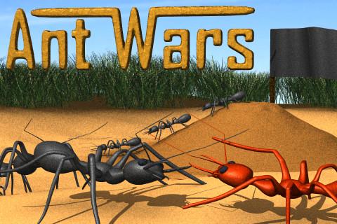 Free Downloads Ant War Game