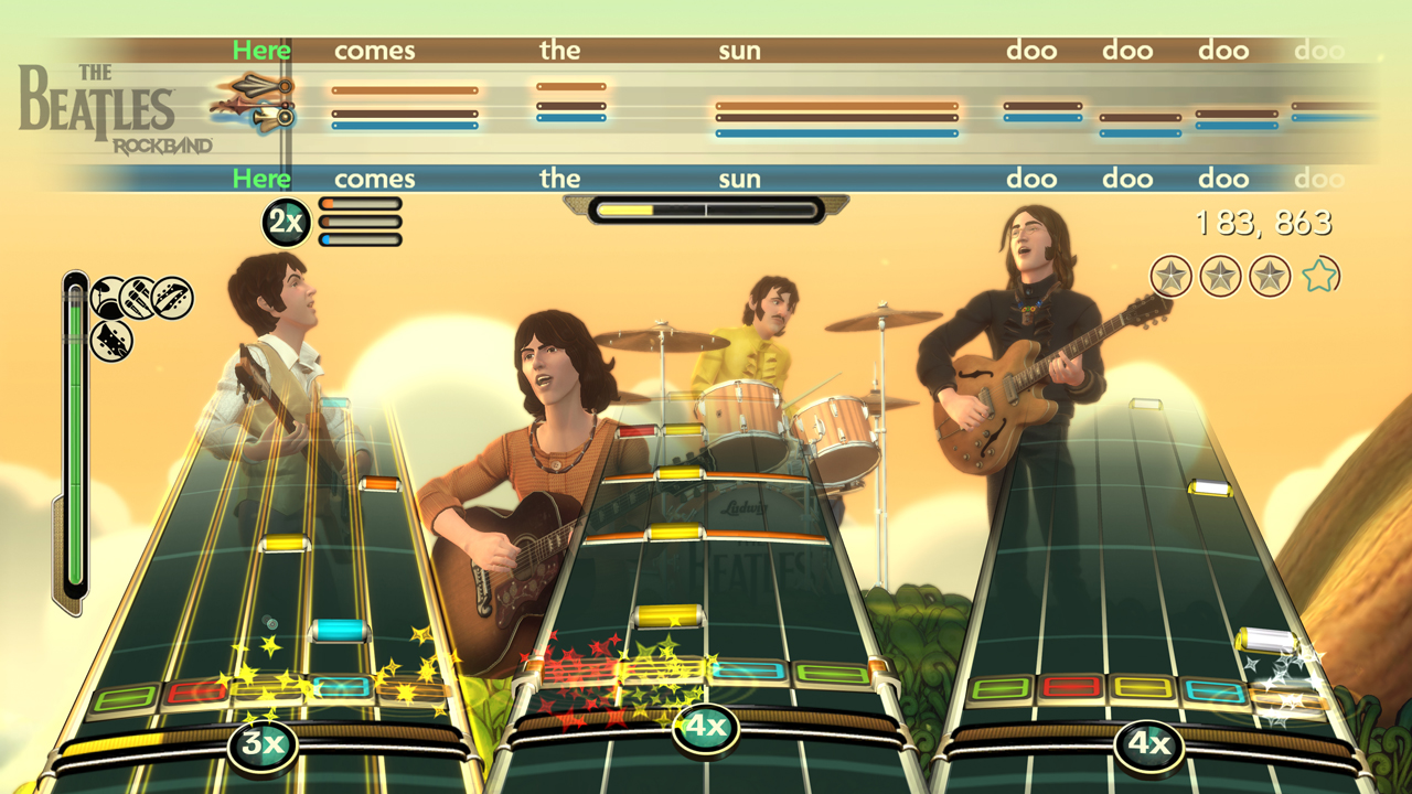Game Cheats: The Beatles: Rock Band | MegaGames