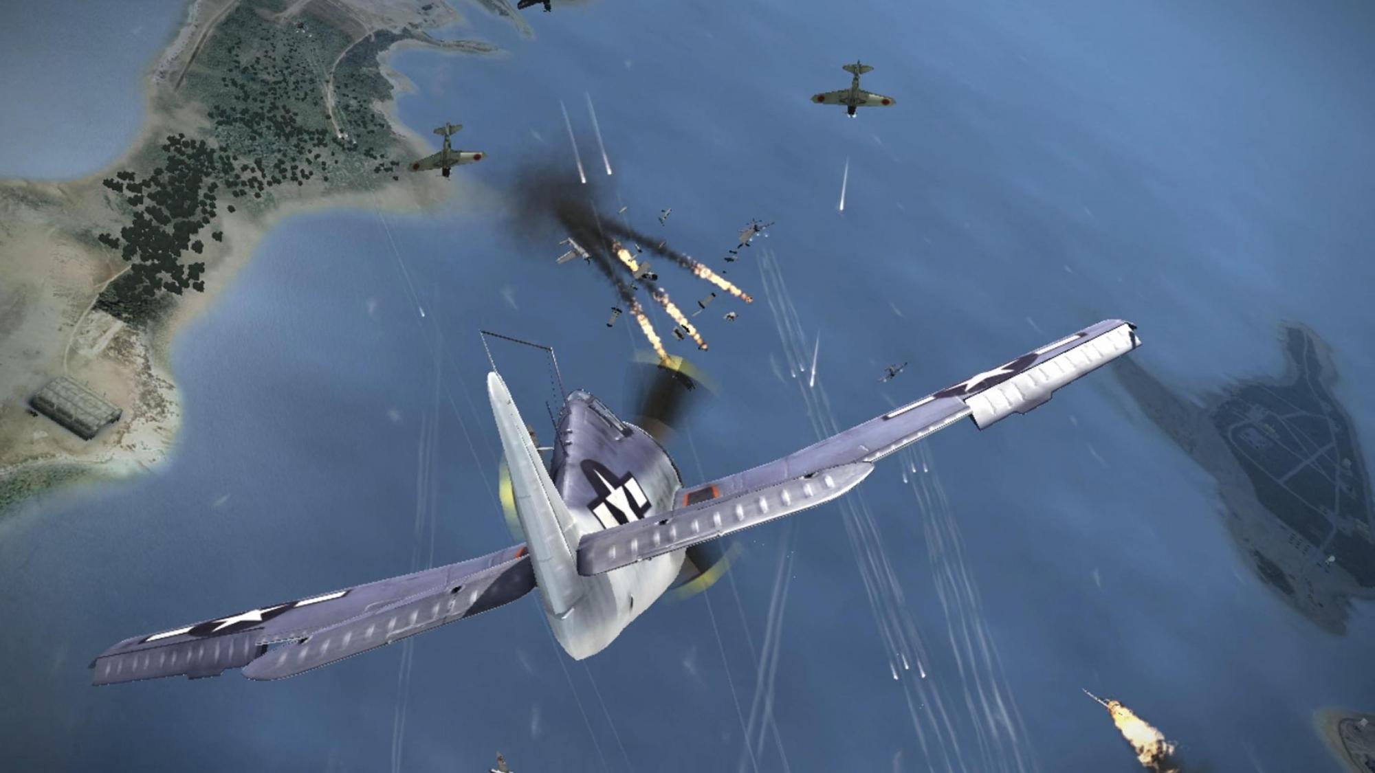 Скачать Damage Inc. Pacific Squadron WWII торрент