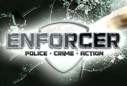 enforcer police crime action crack