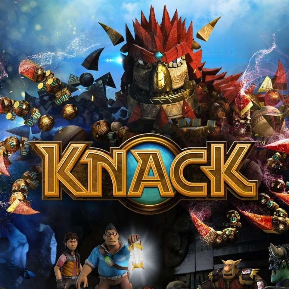 knack spielen