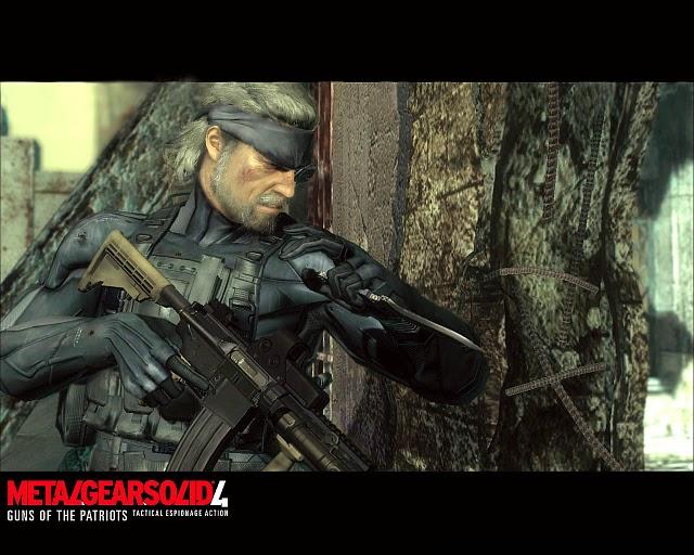 скачать игру Metal Gear Solid 4 через торрент на Pc на русском - фото 4