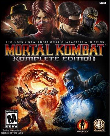 Games: Mortal Kombat: Komplete Edition | MegaGames