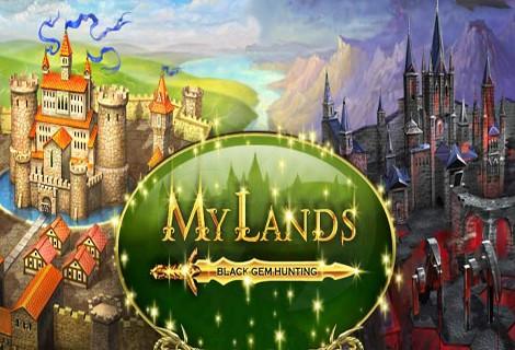 My Lands my lands black gem megagames