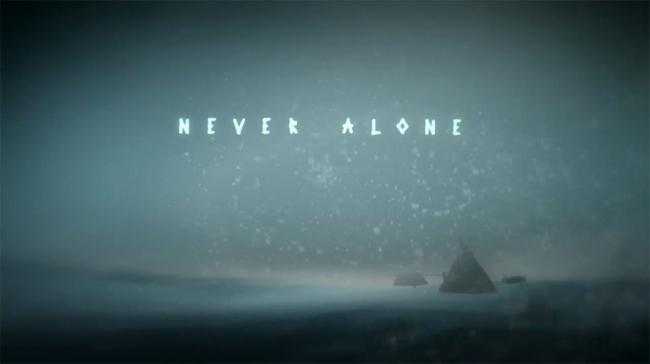 Ключи Never Alone.