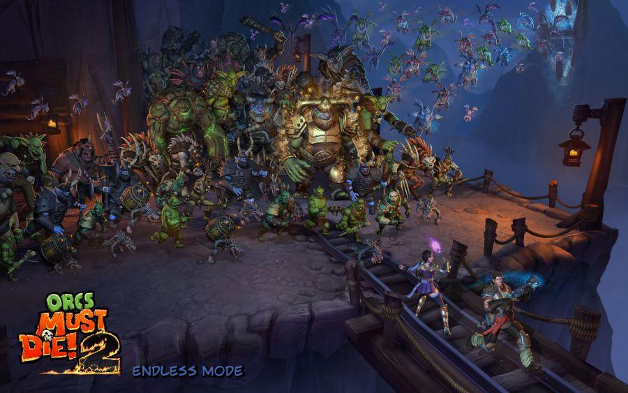 скачать трейнер для Orcs Must Die 2 - фото 9