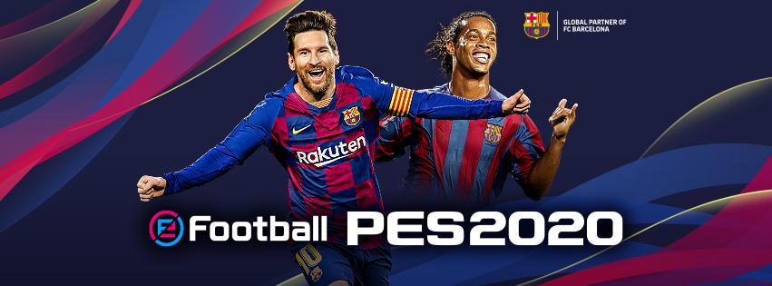 Video / Trailer: PES 2020 E3 2019 Trailer | MegaGames
