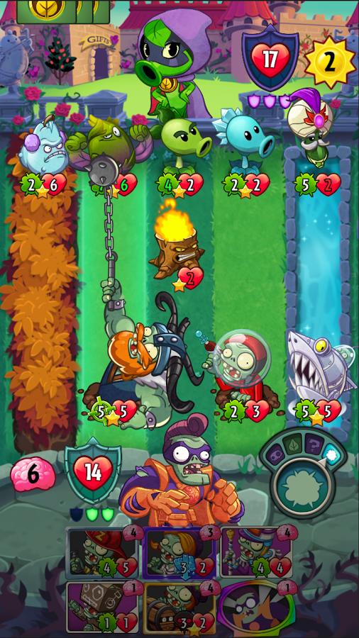 Game Cheats: Plants vs. Zombies Heroes | MegaGames