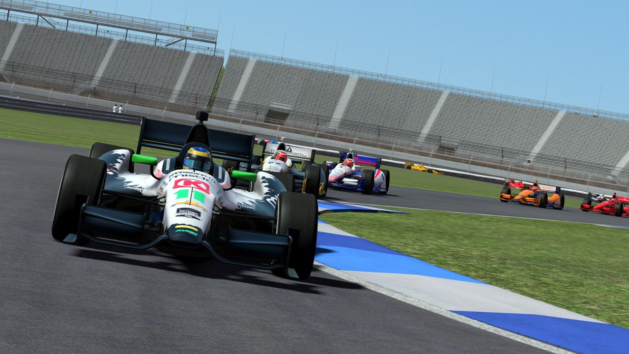 Game Fix / Crack: rFactor 2 b1098 All No-DVD [FTS] NoDVD