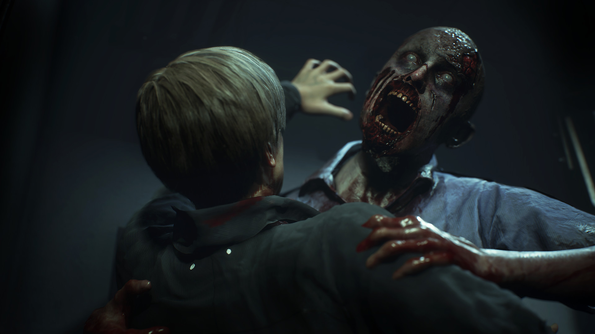 Game Trainers: Resident Evil 2 (2019) (+20 Trainer) [FLiNG