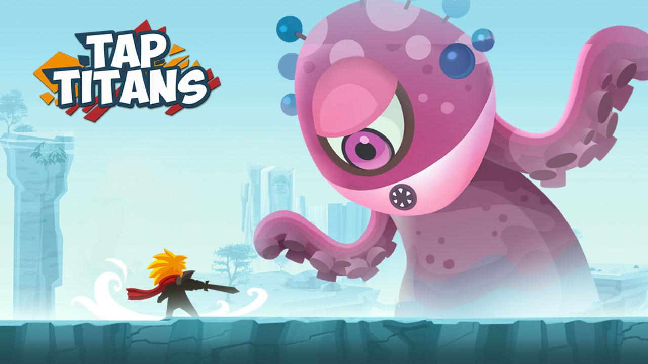 download games tap titans 2 mod apk