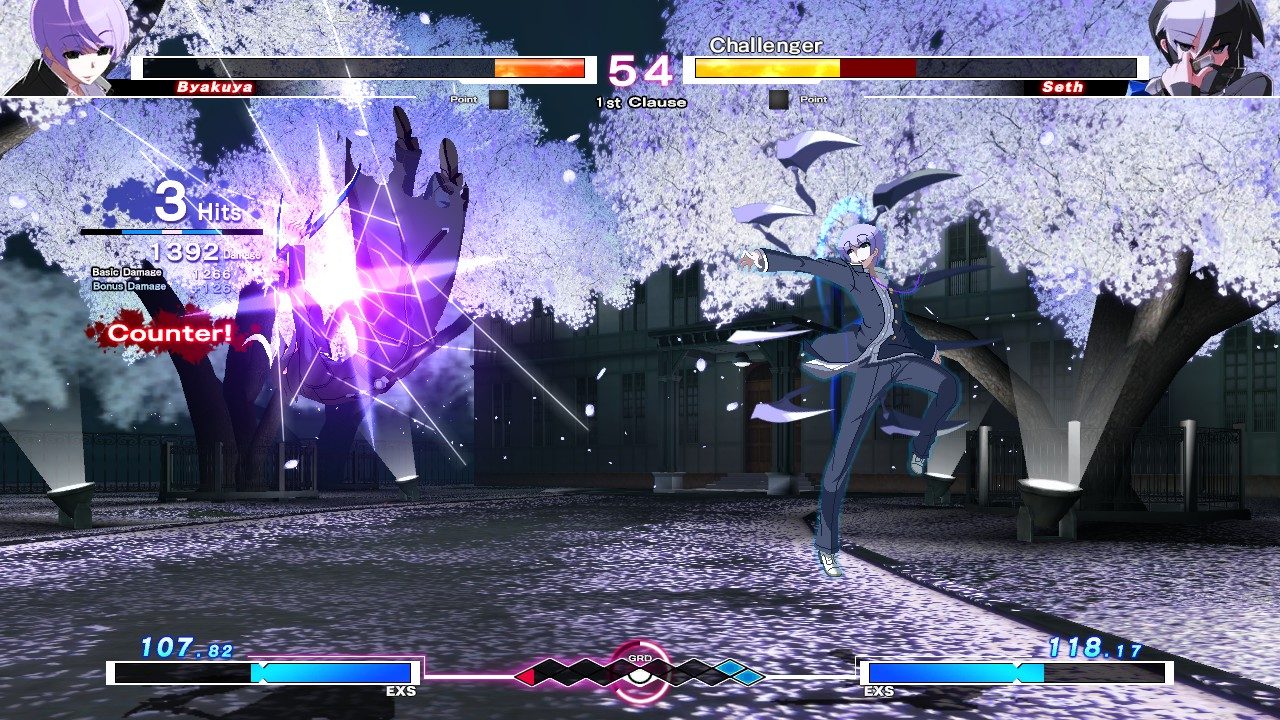 Game Fix / Crack: UNDER NIGHT IN-BIRTH Exe:Late v1.0 All ...