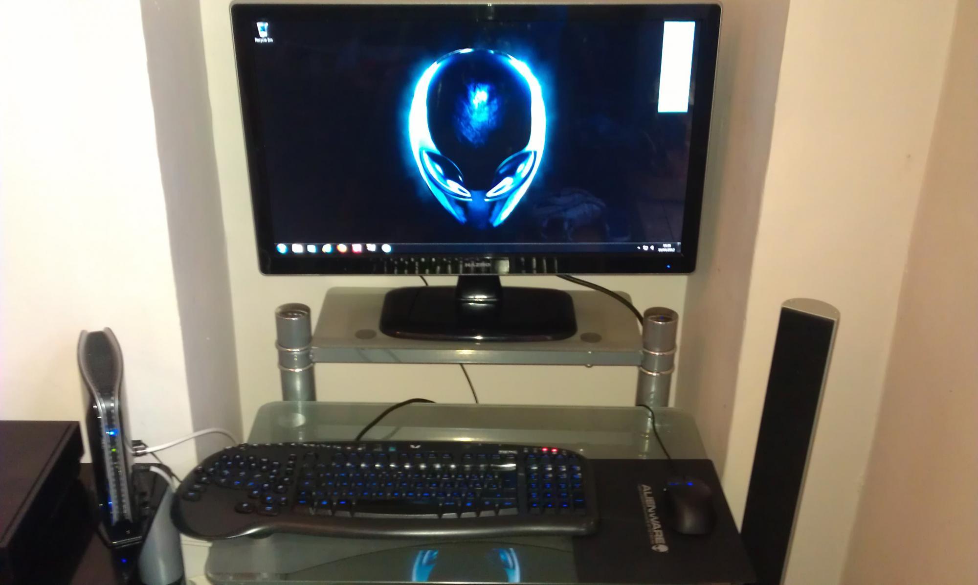 My gaming PC   MegaGames