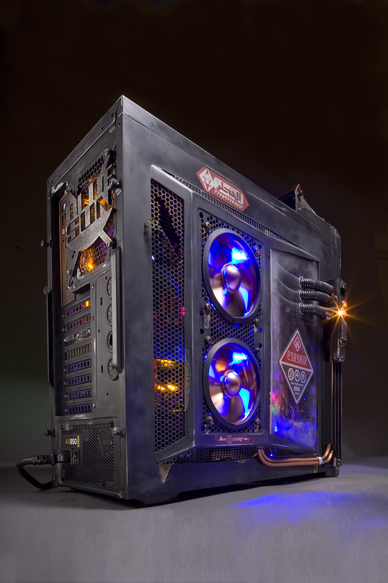 Shiny Case Mod Megagames