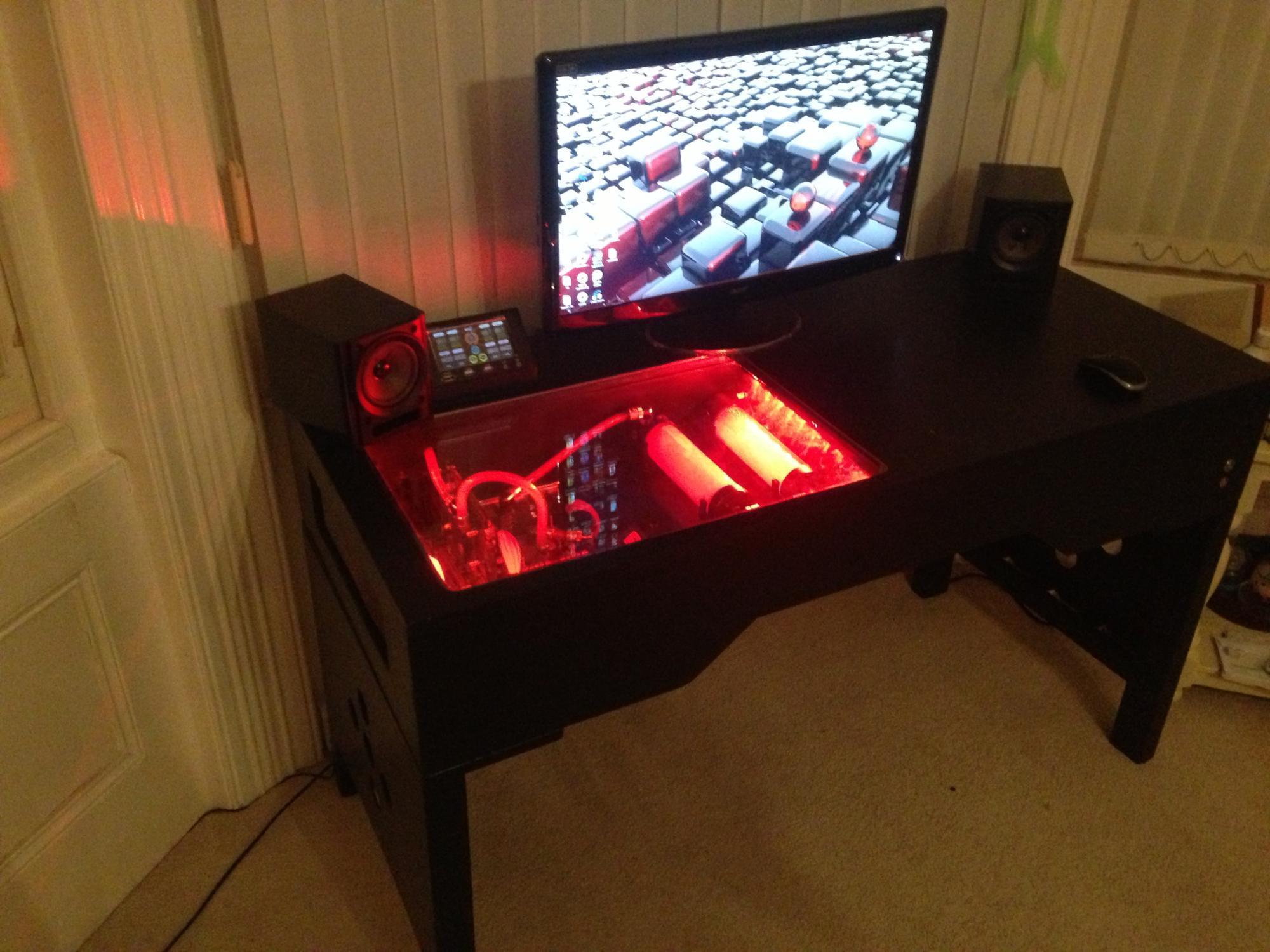 Unity Desk Megagames