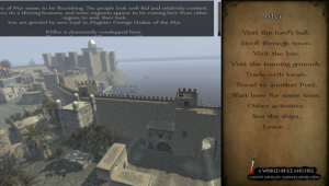 A World of Ice and Fire v1.03 patch