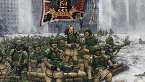 Sisters of Battle - New Imperial Guard models patch