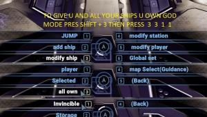 x4-foundations cheat menu