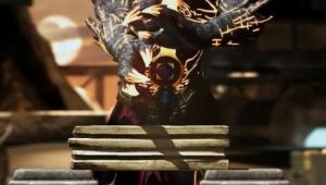 Mortal Kombat X NPC Unlocker - Corrupted Shinnok Mod