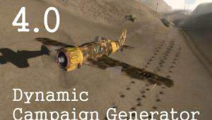 Dynamic Campaign Generator v4.0 Full