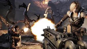 Gears of War FPS