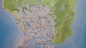 Map Smal