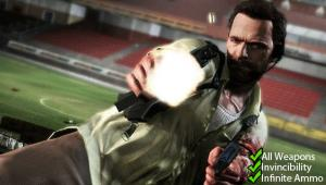 Max Payne Cheaters