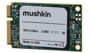 Mushkin mSATA SSD