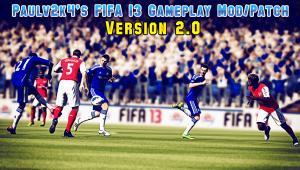 Paulv2k4 Gameplay Mod v2.0